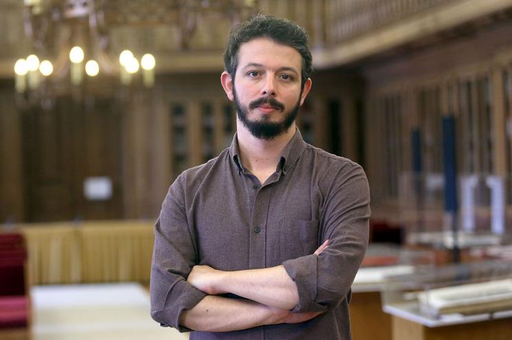 Moisés Ferreira, deputado do BE