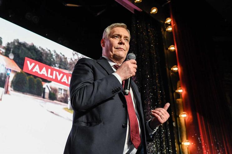 SDP, dirigido pelo antigo líder sindical Antti Rinne, obteve 17,7% dos votos