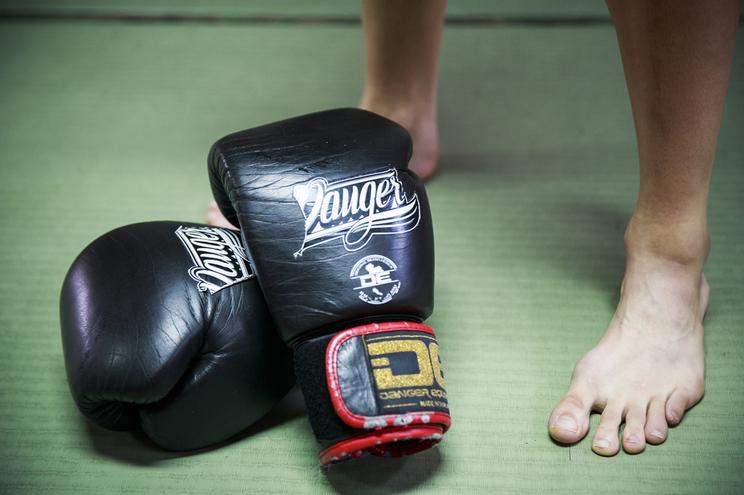 Boxe tailandês, muay thai, é praticado por milhares de crianças