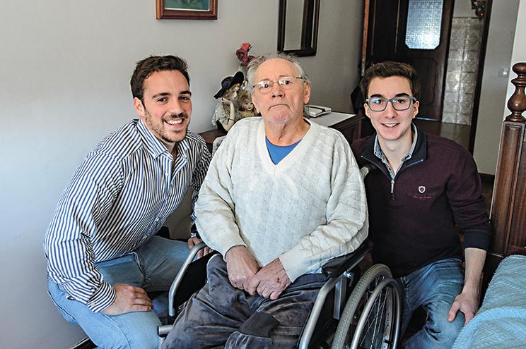 Filipe Ribeiro e Fernando Vilas Boas apoiam António Garcia