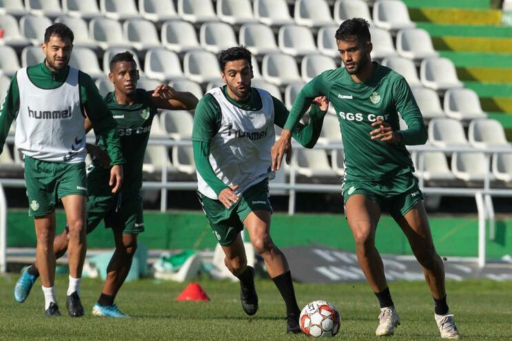 V. Setúbal pondera pedir adiamento do jogo com Sporting devido a surto gripal