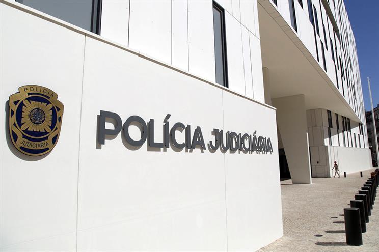 Sede da Polícia Judiciária em Lisboa