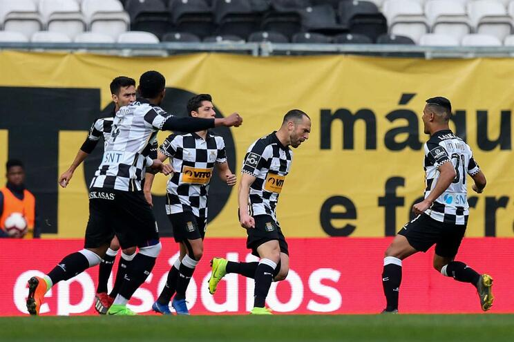 Boavista vence Rio Ave e soma quatro jogos sem perder
