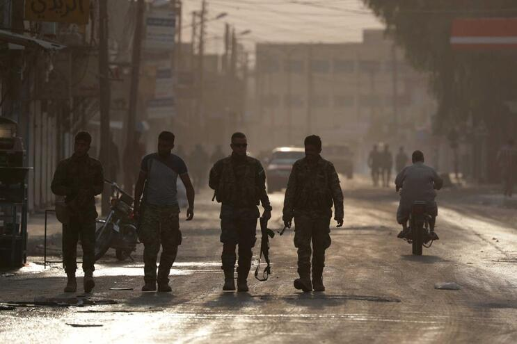 Tal Abyad, Síria