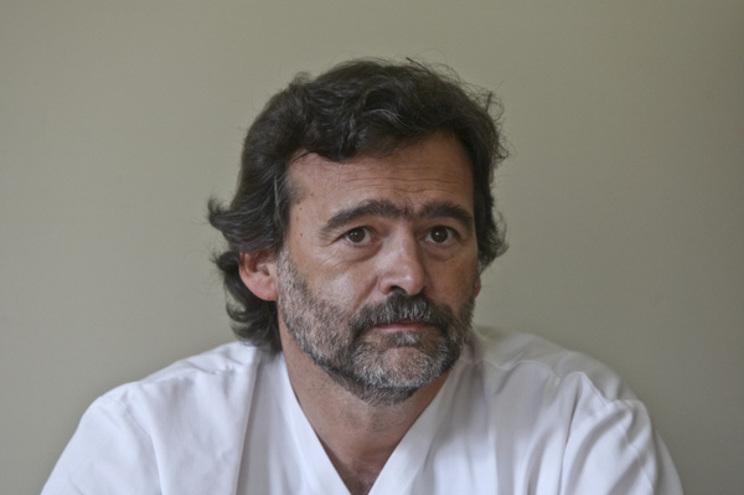 O diretor de medicina intensiva do Hospital de São João, José Artur Paiva
