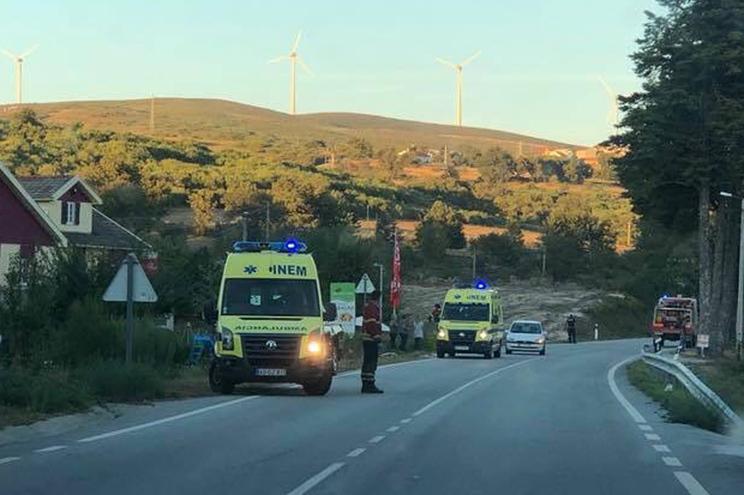 Homem morreu atropelado na EN103