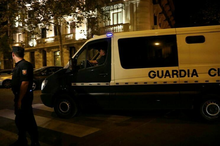 Português detido em Espanha por tentativa de homicídio a militar da GNR