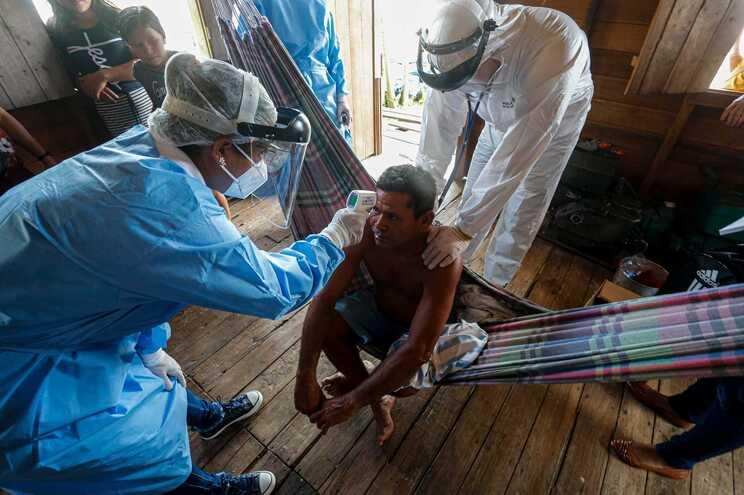 Brasil é o país lusófono mais afetado pela pandemia