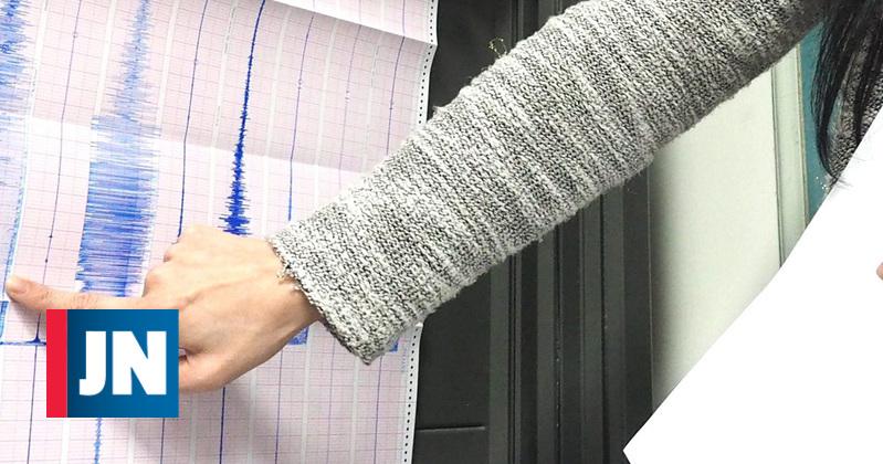 Sismo de 3,1 na escala de Richter sentido em São Miguel