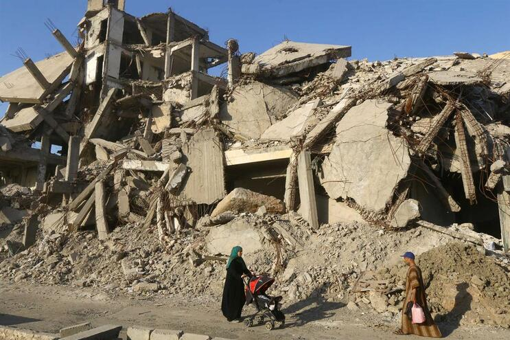 Raqqa, Síria