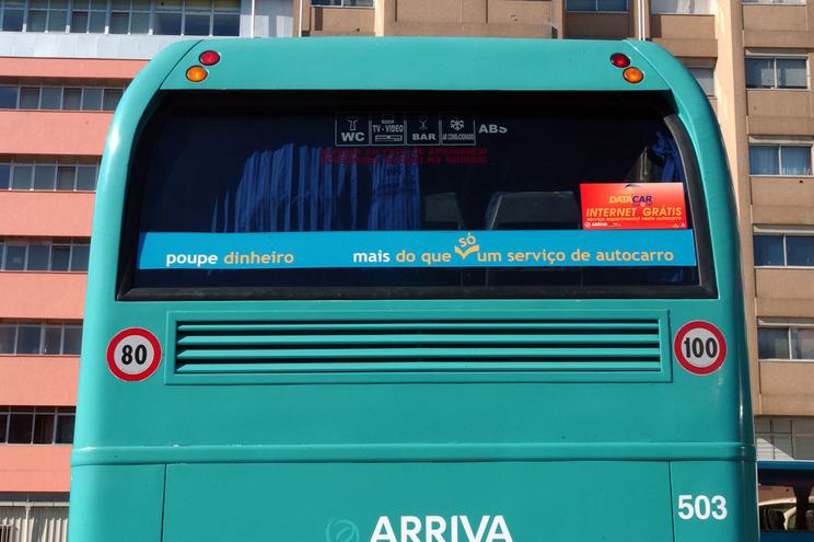 Motoristas de transporte de passageiros do Norte avançam para tribunal