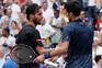 João Sousa foi eliminado por Novak Djokovic do US Open, um torneio proveitoso para ambos os tenistas
