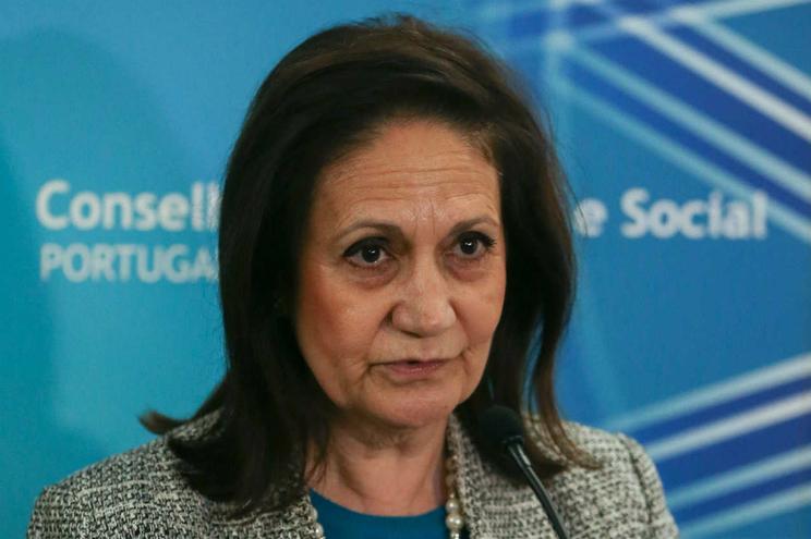 Lucinda Dâmaso, da Federação Nacional da Educação (FNE)