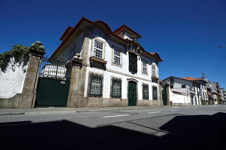 Kastelo, unidade de cuidados continuados e paliativos para crianças, situada em São Mamede de Infesta