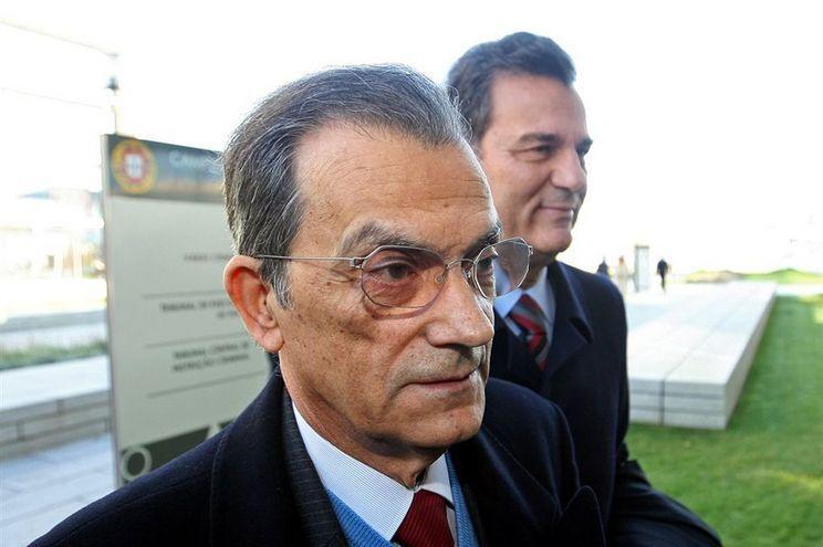 Oliveira e Costa,  fundador do grupo SLN/BPN