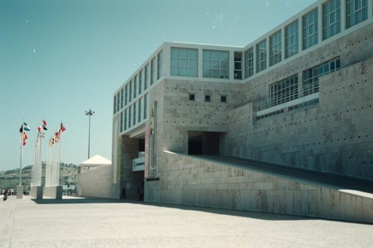 Centro Cultural de BelŽm 17Jul99 © ARMANDA CLARO