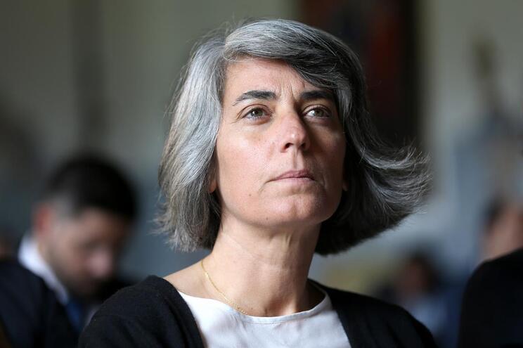 Graça Fonseca, ministra da Cultura, partilhou mensagem com o JN