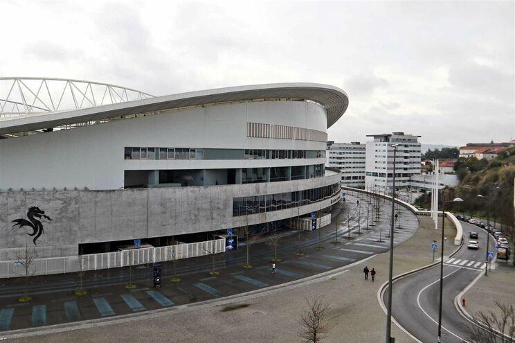 F. C. Porto treinou em conjunto com a equipa B no Dragão
