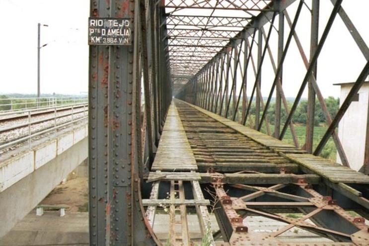 Ponte esteve um mês encerrada