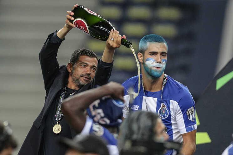 F. C. Porto procura a 25.ª dobradinha do futebol português