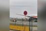 Vídeo mostra avião a deslizar no aeroporto Francisco Sá Carneiro