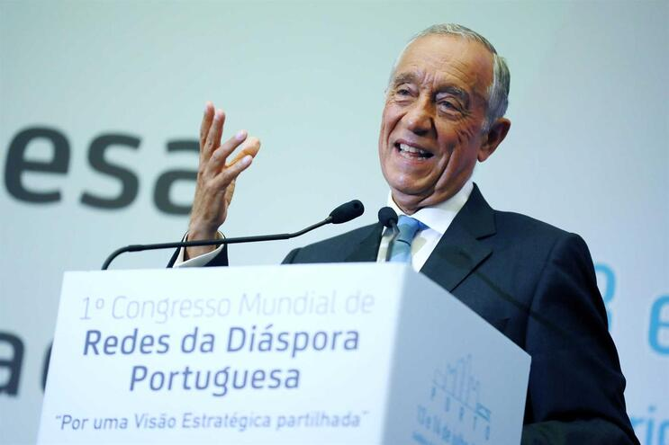 """Marcelo quer colocar diáspora como """"prioridade global"""" dos portugueses"""