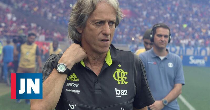 Jorge Jesus soma nova vitória no Brasileirão