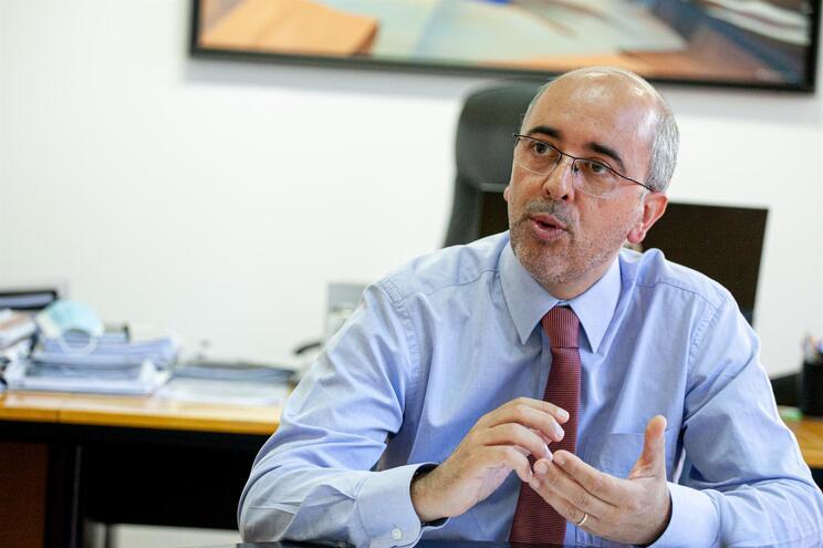 Luís Miguel Ribeiro, presidente da AEP