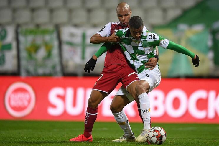 Braga vence Moreirense e mantém quinto lugar da Liga