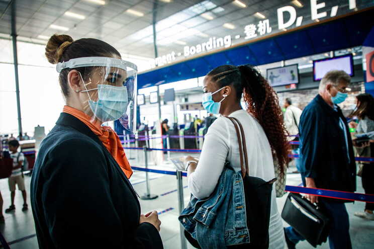 A França ultrapassou já a barreira das 30.000 mortes devido à infeção provocada pelo novo coronavírus