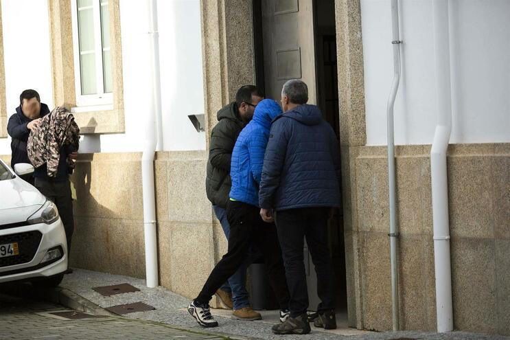 Jovens foram detidos