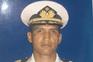 Capitão de corveta Rafael Acosta Aréval
