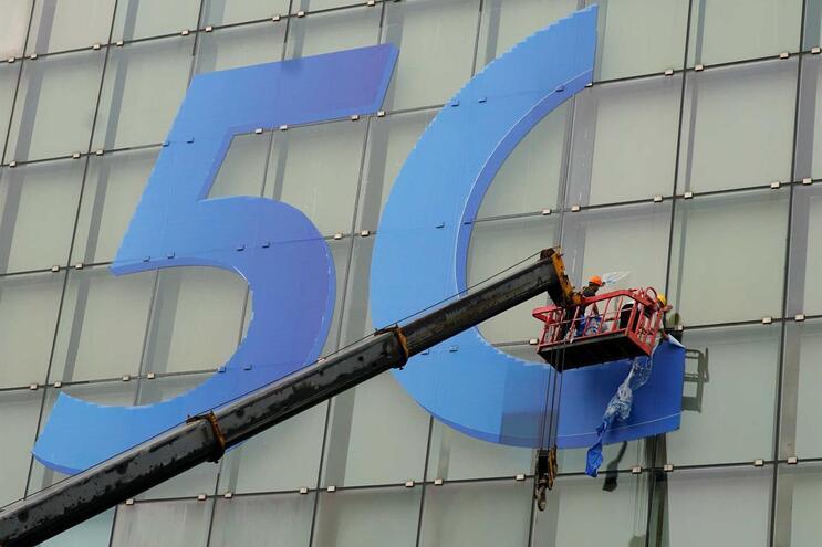 A tecnologia 5G deve estar a funcionar em Portugal dentro de um ano