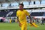 "Jadon Sancho pediu ""justiça por George Floyd"" no Paderborn-Dortmund"