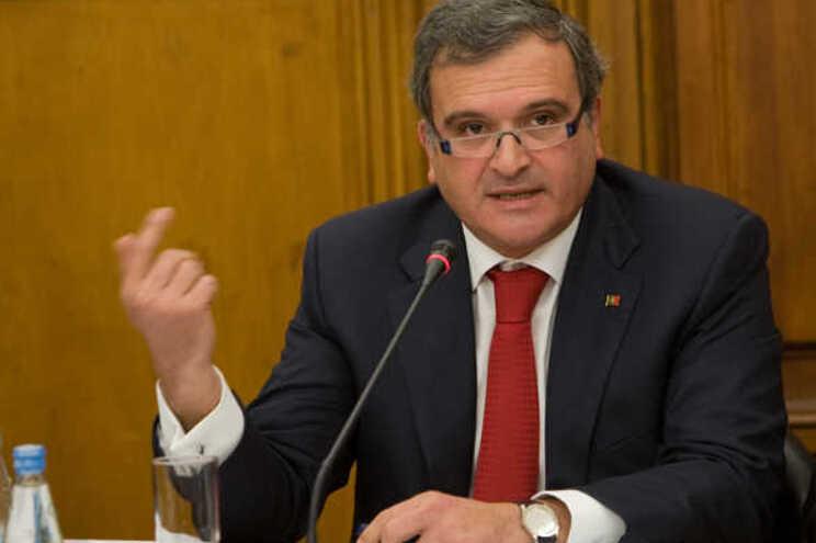 O ex-ministro Miguel Relvas