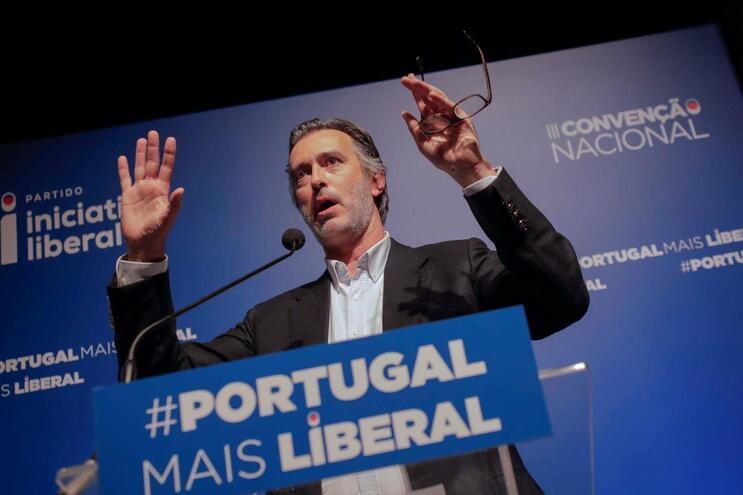 João Cotrim Figueiredo criticou PS e PCP