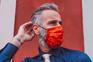 O estilista Gio Rodrigues lançou uma coleção de máscaras reutilizáveis