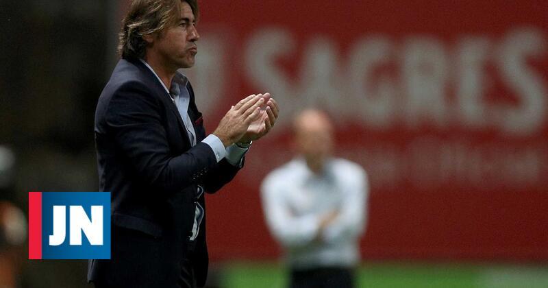 """Sá Pinto: """"Não considero que o Sporting esteja ferido"""""""
