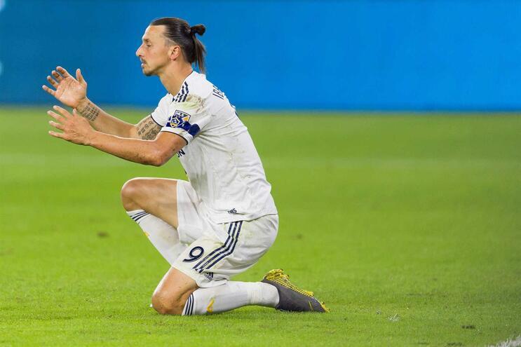 """Ibrahimovic: """"Queriam Zlatan, eu dei-vos Zlatan. Não têm de agradecer"""""""