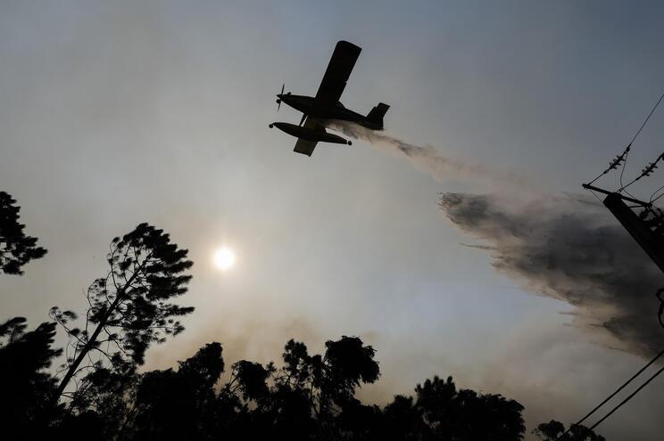 Este foi o segundo ano com menos incêndios desde 2010
