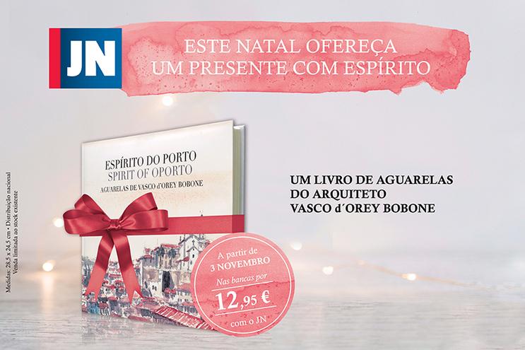 Livro Espírito do Porto