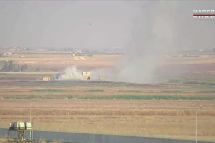 Tel Abyad, Síria