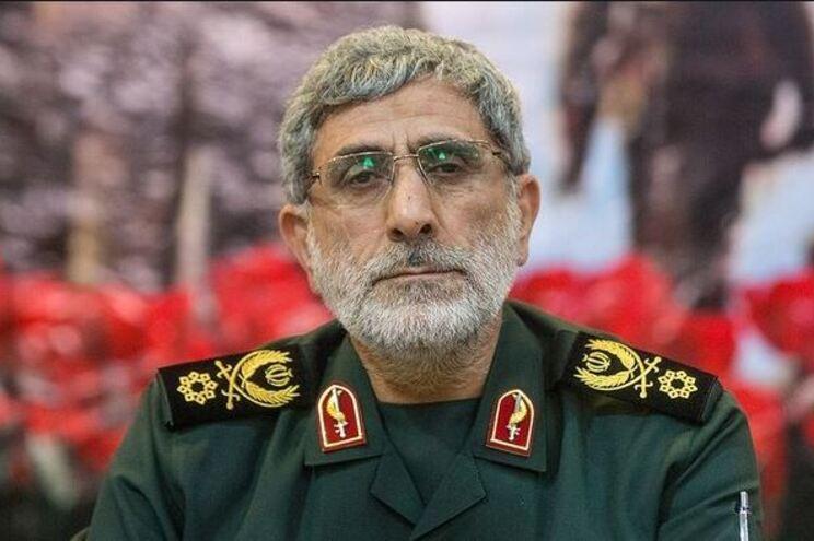Irão nomeia Esmail Qaani como novo chefe da força de elite Al-Quds