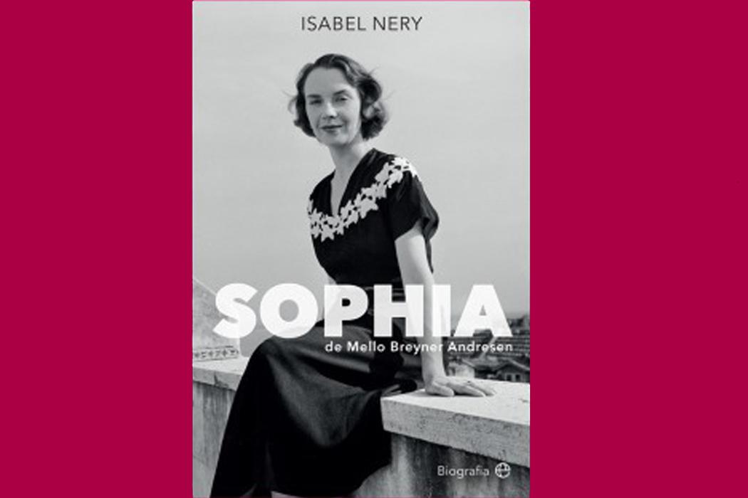 Primeira biografia de Sophia de Mello Breyner nas livrarias terça-feira