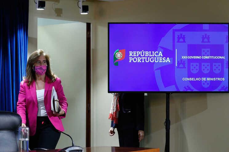 Esclarecimento foi feito pela ministra Ana Mendes Godinho