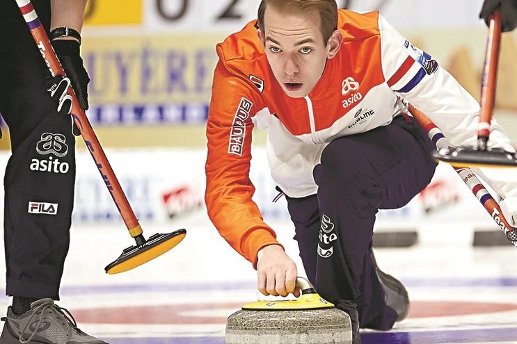 Curling é uma das modalidades que a Federação de Desportos de Inverno quer implantar em Portugal