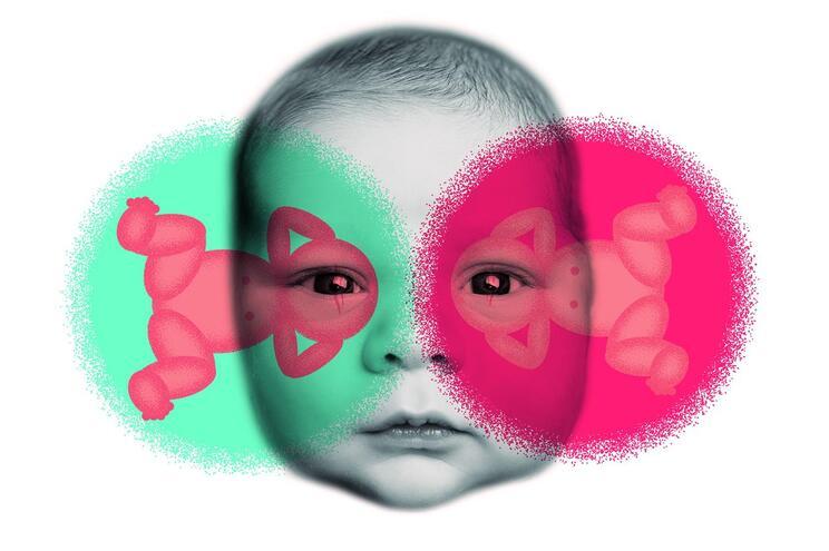Rapaz ou rapariga? O rótulo à nascença