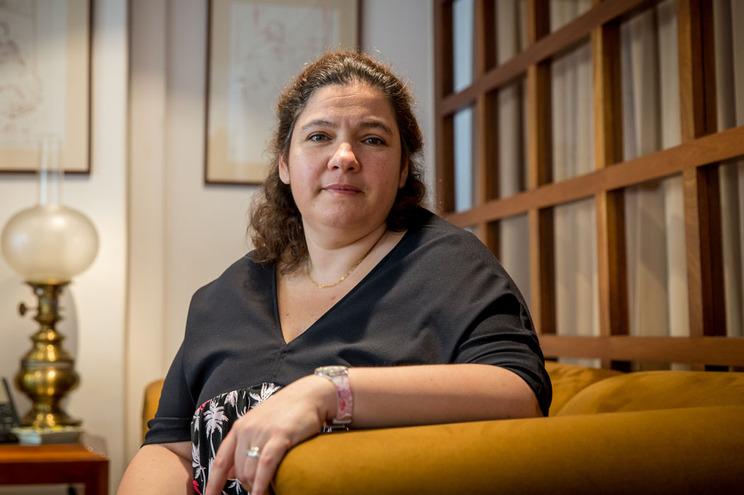Secretária de Estado Adjunta da Educação, Alexandra Leitão