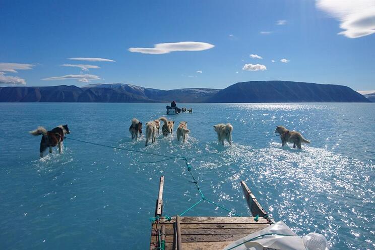 Qaanaaq, na Gronelândia