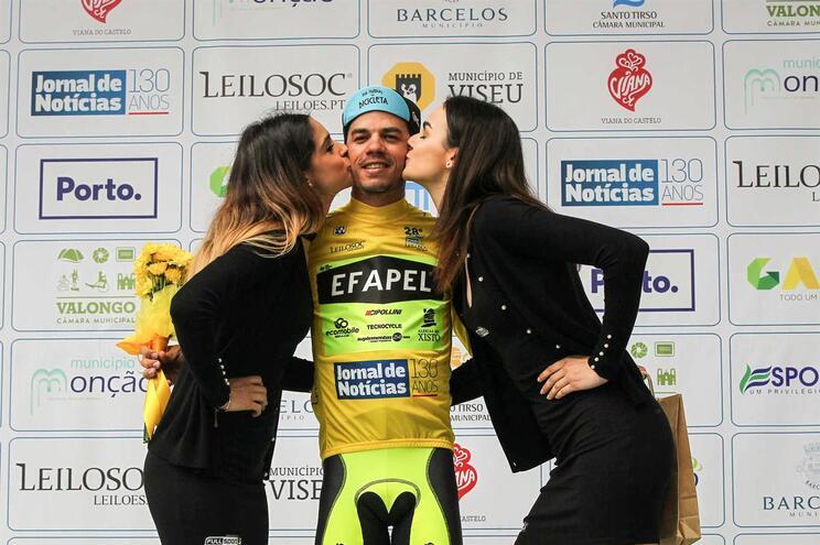 Daniel Mestre venceu duas etapas do Grande Prémio JN